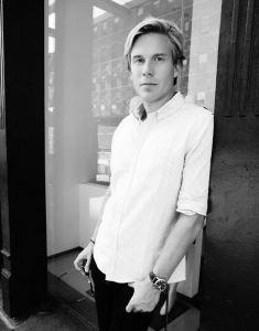 GSA-medlem, Christoffer Hernæs, jobber i dag med strategi og innovasjon i Sparebank1 Gruppen.