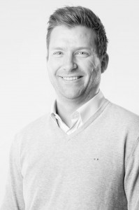 GSA-medlem Marius Korum bistår gründere med råd  gjennom sin jobb i Hedmark Kunnskapspark
