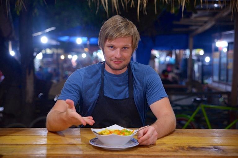 GSA-medlem, Torkjell Melstokkå Jensen, kombinerer økonomistudier og hemmelig restaurant.